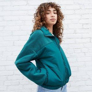 New Womens Fleece Jacket Extra Small